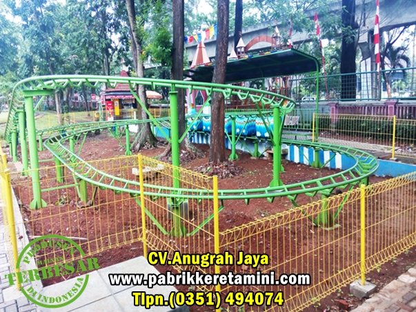 Roll Coaster Taman Mini